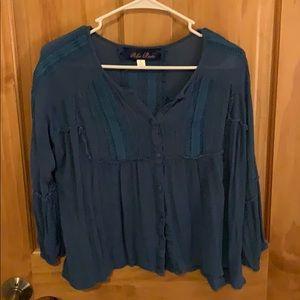 Brand new never worn Francescas shirt
